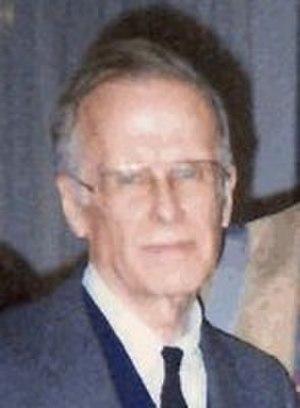 John Backus - Backus in December 1989