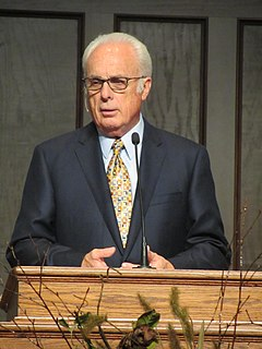 John F. MacArthur American pastor and author