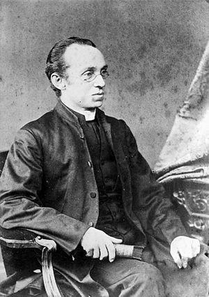 John Grimes (New Zealand bishop) - John Grimes in 1887