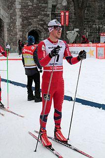 John Kristian Dahl Norwegian cross-country skier