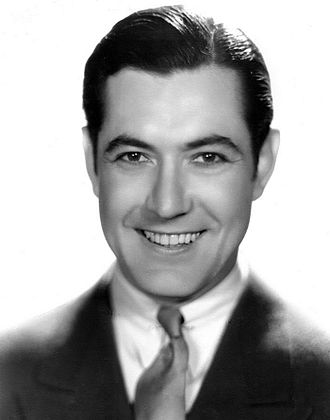 Johnny Mack Brown - Brown in 1935.
