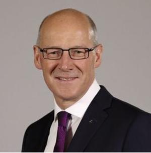 John Swinney - Image: John Swinney, Deputy First Minister