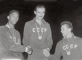 Athletics at the 1960 Summer Olympics – Mens high jump