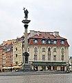 John house and Sigismund column.jpg