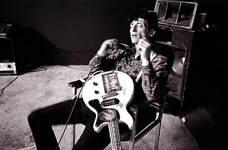 Johnny Thunders - Image: Johnny thunders 2