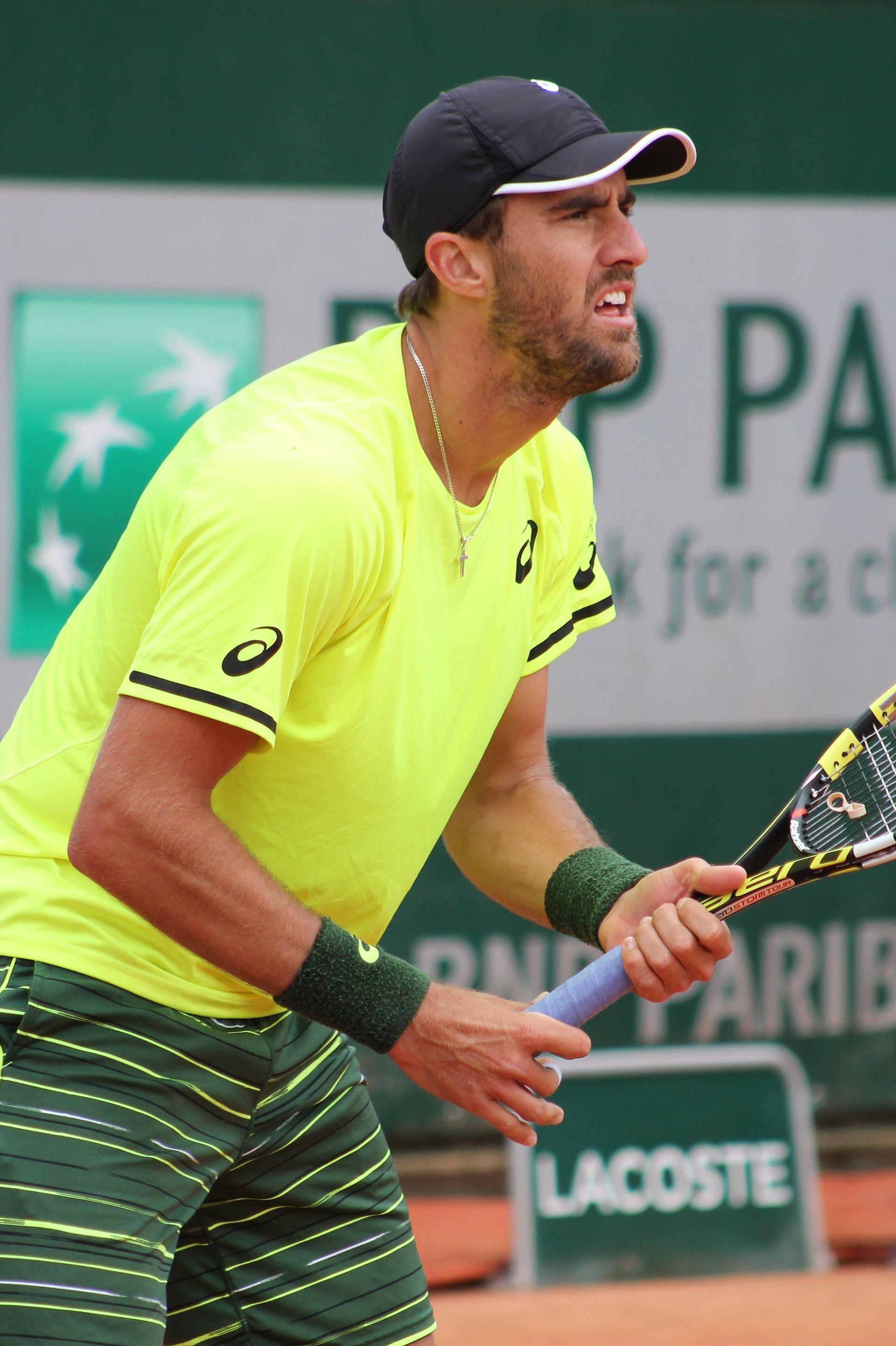 Steve Johnson Tennis