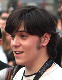 Jon Lilygreen cropped from Jon Lilygreen & The Islanders at Welcome party.jpg