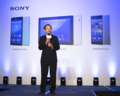 Jonathan Lin, general manager of Sony Mobile Communications Taiwan 20150527.png