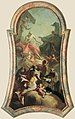 Josef Ignaz Mildorfer - Die Heilige Dreifaltigkeit mit vier Pestheiligen - 1653 - Österreichische Galerie Belvedere.jpg