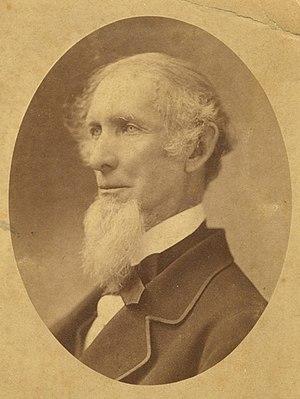 Josiah C. Nott - Nott during the 1860s