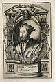 Juan Valverde de Hamusco. Line engraving by N. Beatrizet, 15 Wellcome V0005974.jpg