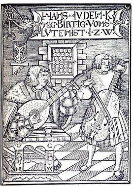 Hans Judenkünig