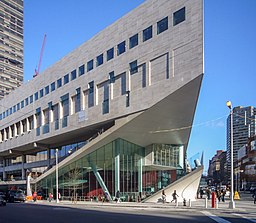 Juilliard School - Alice Tully Hall