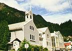 USA - Alaska, Juneau, Obszar narciarski - Eaglecre