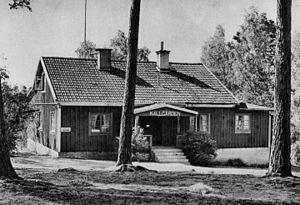 Kildegården Vårby kilde 1951. jpg
