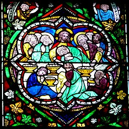 Köln Dom Jüngeres Bibelfenster93
