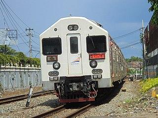 Prambanan Express Indonesian commuter rail service
