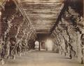 KITLV 92095 - Nicholas and Company - Pillars in the temple complex at Madurai Meenakshi Sundareshvara in India - Around 1875.tif