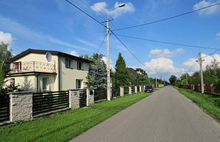 Konstantów, Masovian Voivodeship Village in Masovian, Poland