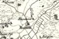 Kaart omgeving Ruinen omstreeks 1820.png