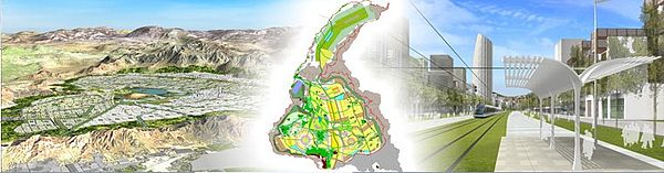 The $35 billion New Kabul master plan, in whic...