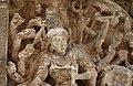 Kailasanatha Temple, dedicated to Shiva, Pallavve period, early 7th century, Kanchipuram (12) (36787965563).jpg