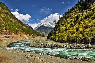 Kalam Valley Valley in Khyber Pakhtunkhwa, Pakistan