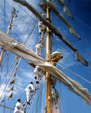Kaliakra (ship) - During a journey