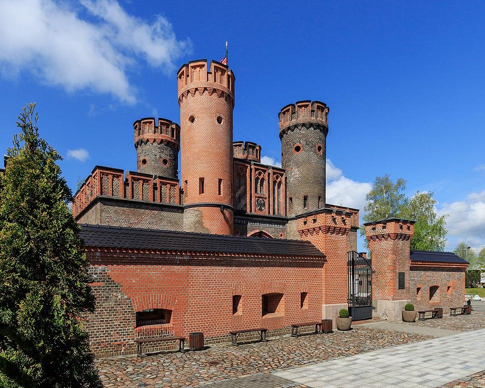 Kaliningrad 05-2017 img40 Friedrichsburg Gate