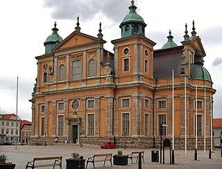 Kalmar Cathedral Church in Kalmar, Sweden