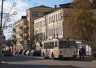 Kaluga - Image: Kaluga Lenina 96 02