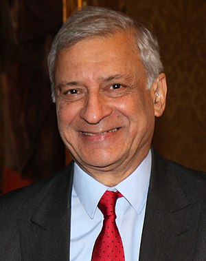 Commonwealth Secretary-General - Image: Kamalesh Sharma January 2015