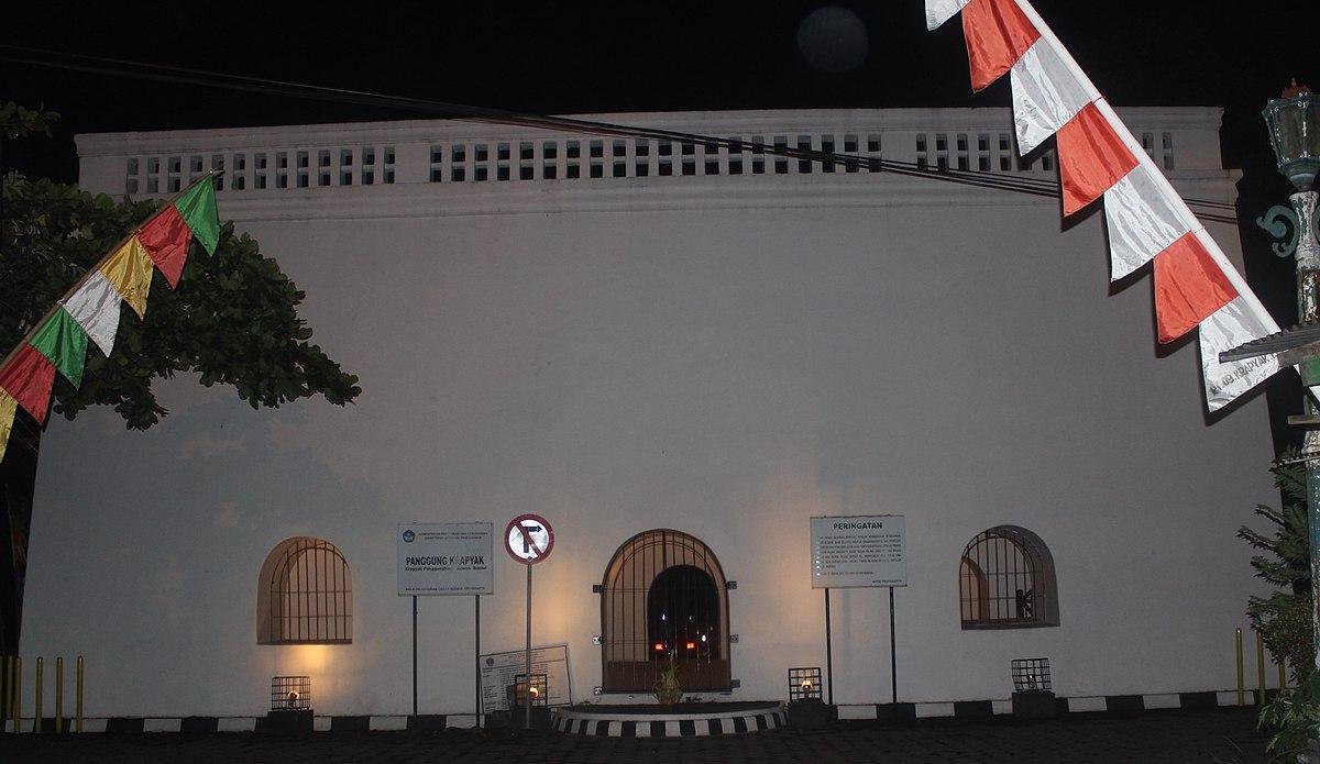 Panggung Krapyak - Wikipedia bahasa Indonesia
