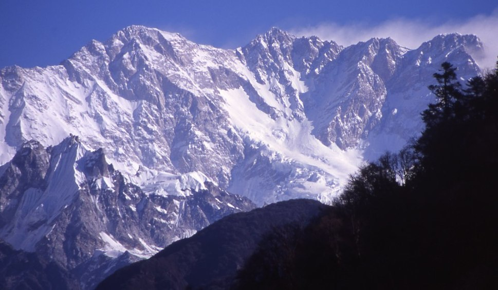 Kangchenjunga South Face