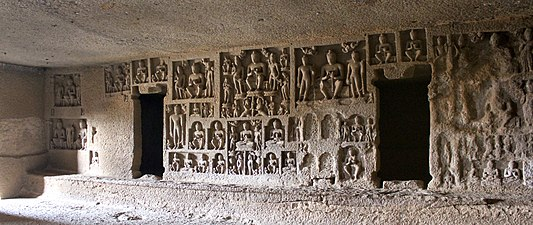 Kanheri Caves Wikipedia