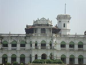 Kendrapara - Rajakanika palace of Kendrapara