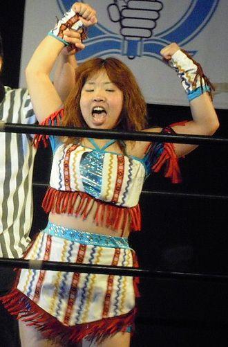 Kaori Yoneyama - Yoneyama in June 2010