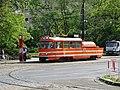 Karlovo náměstí, mazací tramvaj 5572.jpg