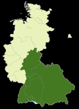 2. Oberliga Süd