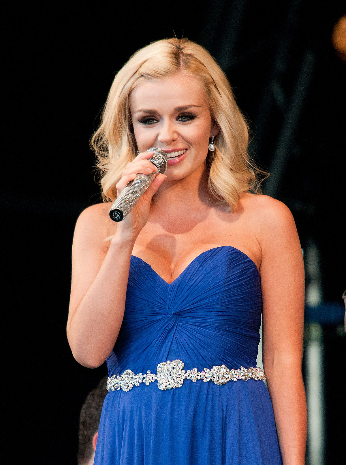 Where Did You Sleep Last Night: Katherine Jenkins Discography