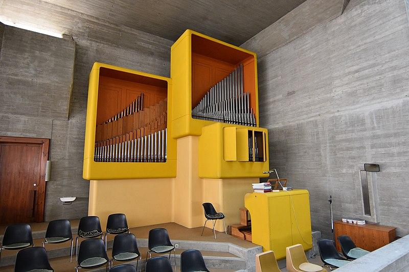 Datei:Katholische Pfarrkirche Oberwart Interior 18.jpg