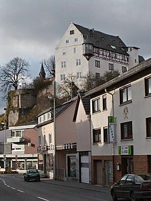 County of Katzenelnbogen - Katzenelnbogen Castle