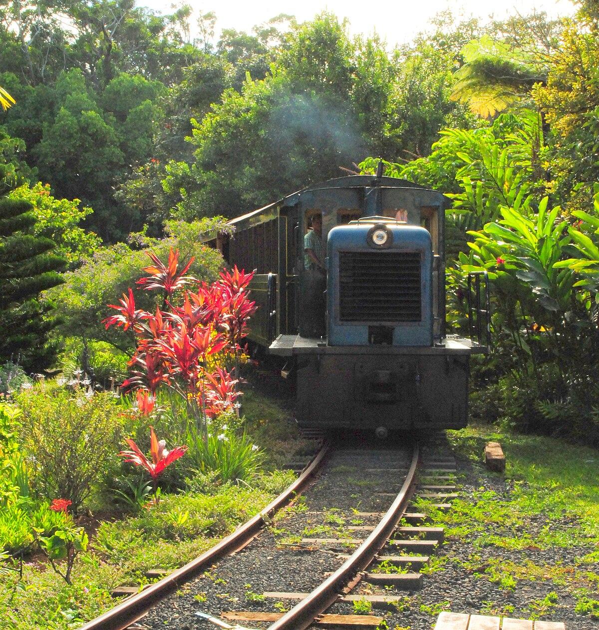 kauai plantation railway � wikipedia