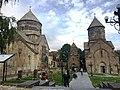 Kecharis Monastery Complex Tsaghkadzor 02.jpg