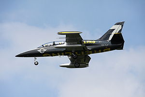 Breitling Jet Team - Breitling jet in the 2010 livery