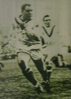 Ken Roberts (rugby league) - Image: Ken Roberts Rugby League