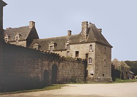 The Chateau of Kergroades