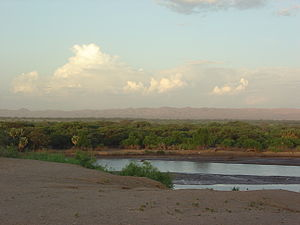 Kerio River - Image: Kerio River Flowing Nakor