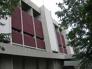 Roy Kidd Stadium - Image: Kidd Stadium 1