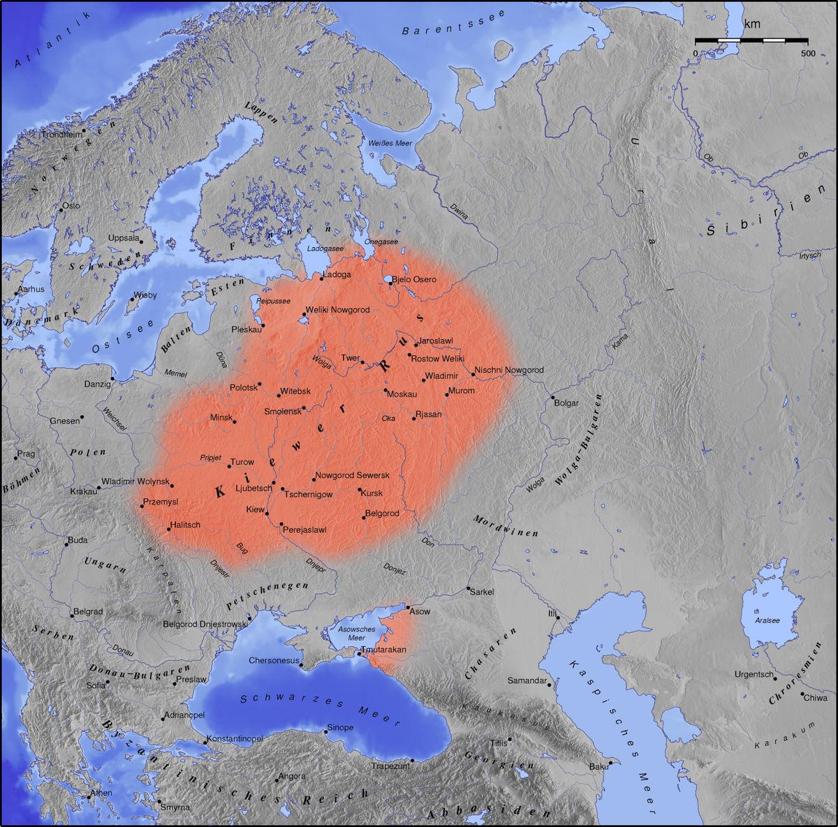 Kiewer Rus – Wikipedia